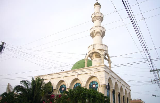 Mosque of Omar Ibn Al Khattab