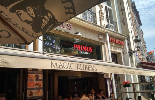 The Magic Rubens Brasserie