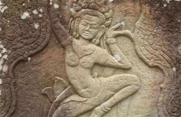 Banteay Kdei a Siem Reap