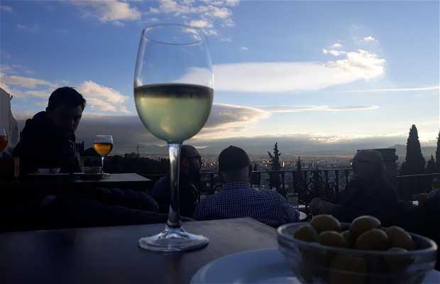 Restaurante el Balcón de San Nicolás