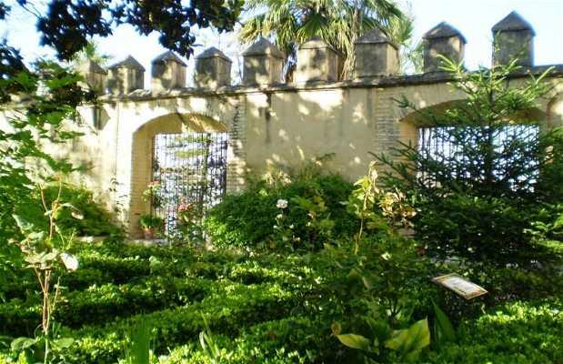 Jardín renacentista de los Ribera