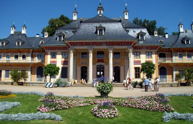 Castello di Pillnitz