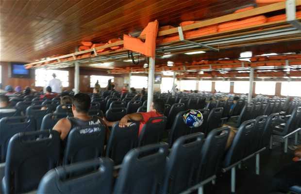 Ferry-boat em Alcântara
