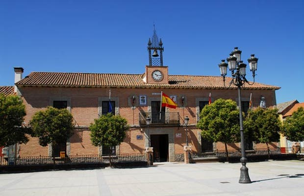 Ayuntamiento de Domingo Perez
