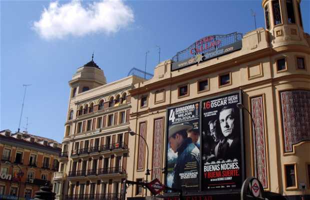 Cinéma Callao et cinéma Ideal