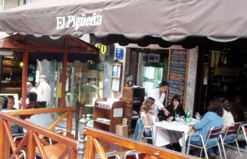 Pigüeña (El) -Sidreria Restaurante