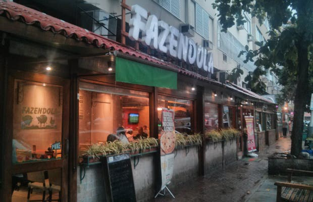 Restaurante Fazendola
