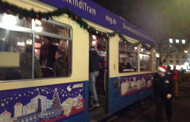 Christkindl Tram