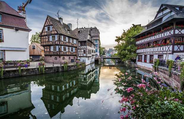 Canals Strasbourg