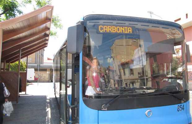 Fermata stazione centrale autobus