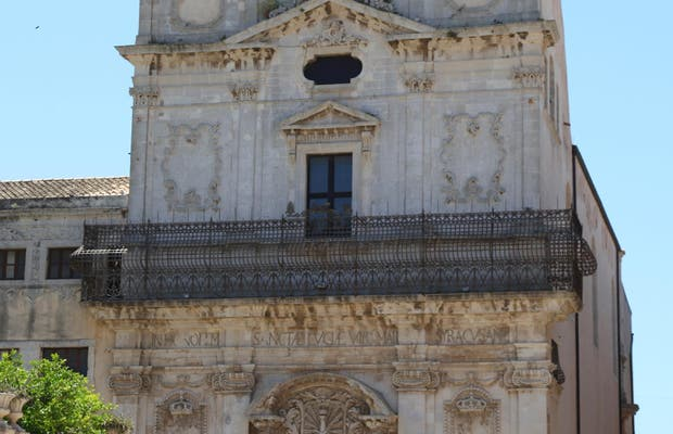 Basílica de Santa Lucía del Sepulcro