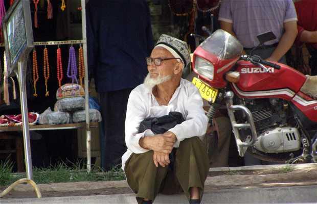 Mosquée Id Kah