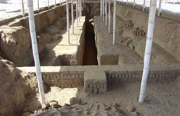 Sitio arqueológico Huaca Esmeralda