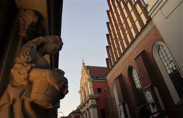 Rue Świętojańska