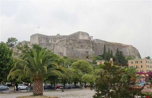 Fortaleza de Corfú