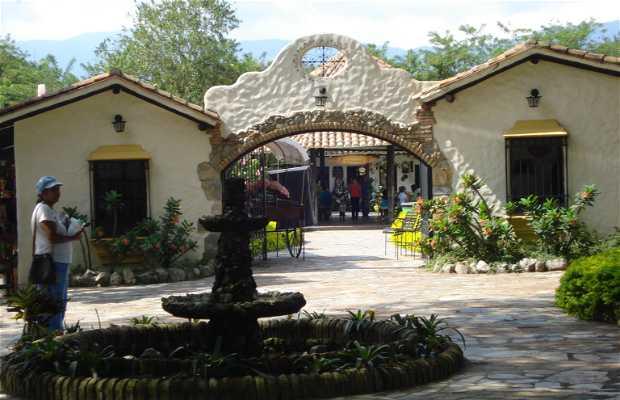 Parador Turistico Artigianale Portachuelo in Venezuela