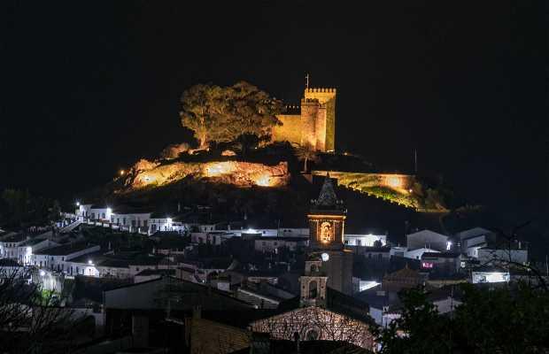 Castillo Fortaleza de Cortegana