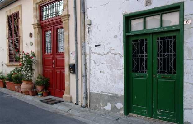 Odisseos street