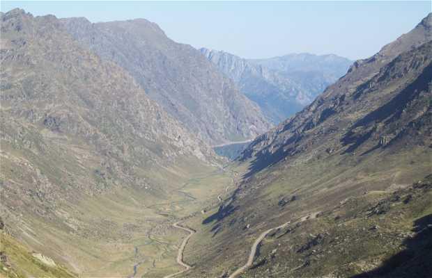 La vallée de Soulcem