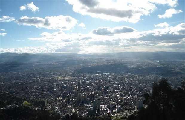 Vista desde el Monseratte