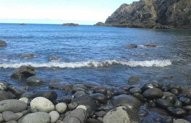 Barranco y Playa de Anosma