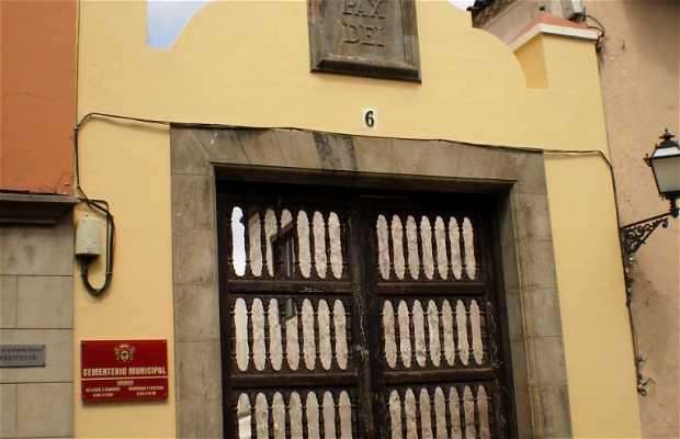 Cementerio de la Villa