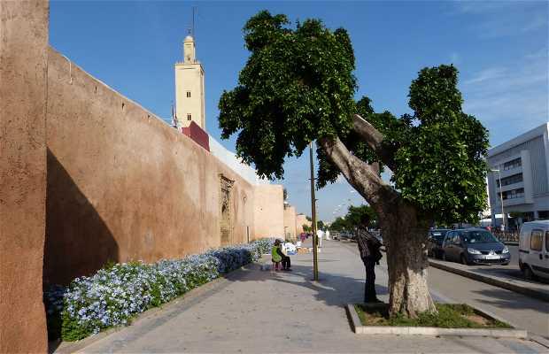 Muralla de Rabat