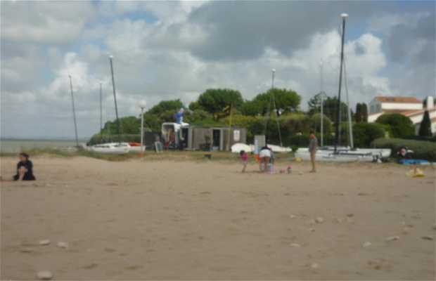 Cible Beach