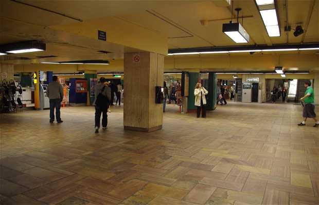 Cidade subterrânea de Montreal