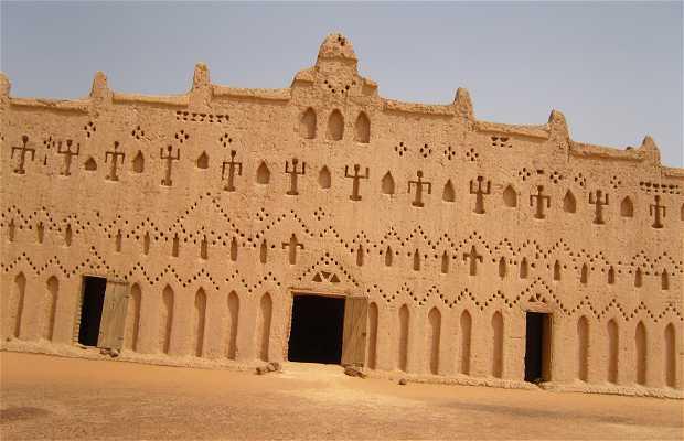 Bani, the city of nine mosques