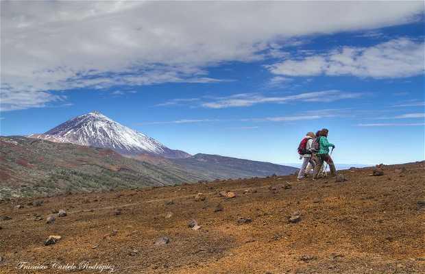 Ruta: Corral del Niño - Montaña Limón - La Crucita.