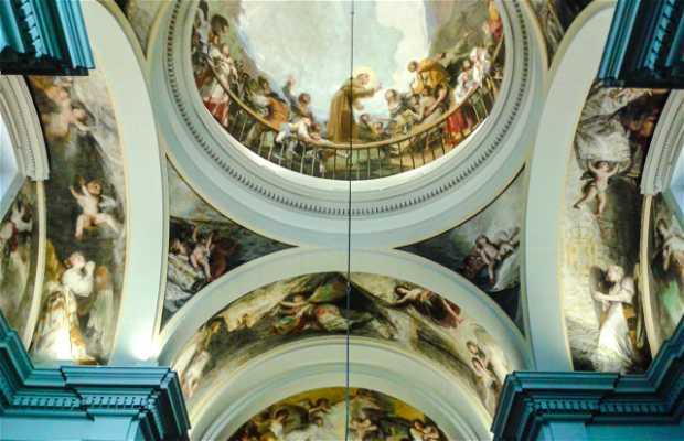 Sanctuaire de Saint Antoine