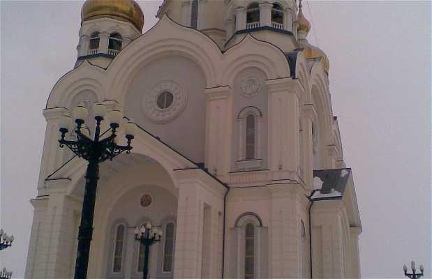Catedral de la Transfiguracion Khabarovsk