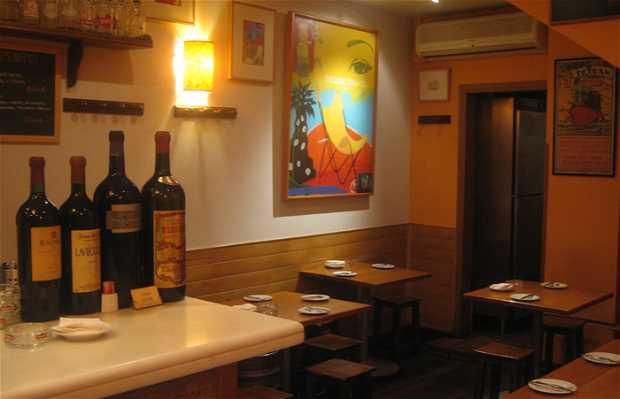 Casa Lucas Restaurant