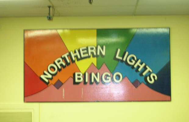 Northern Lights Bingo