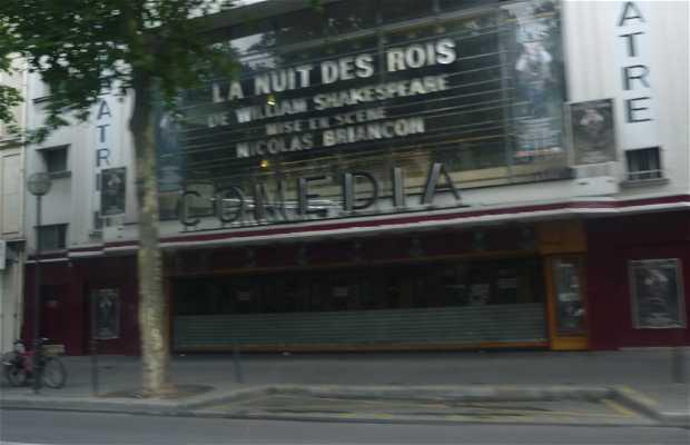Théâtre Comédia