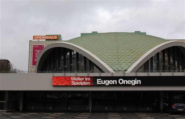 Dortmund Theatre - Opera House