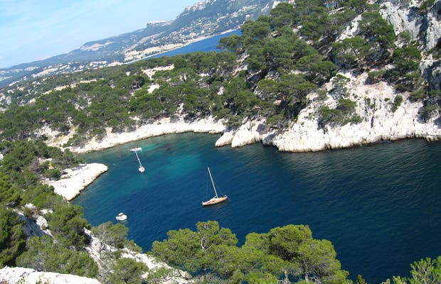Calanque de Port-Pin