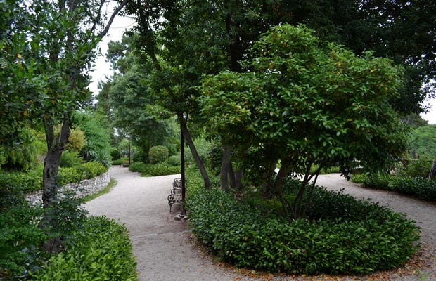 Jardín Público