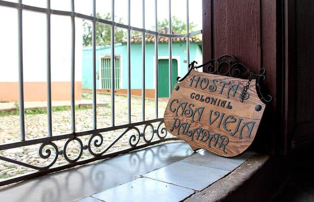 Restaurante Hostal Colonial Casa Vieja