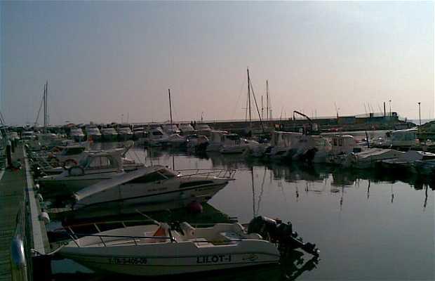 Puerto Deportivo de Salou