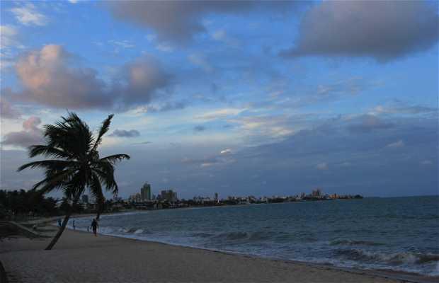 Playa de Manaíra
