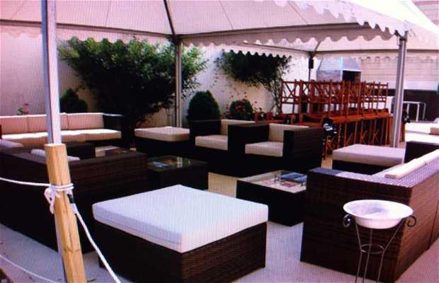 Restaurante del Valencia Frontenis Club