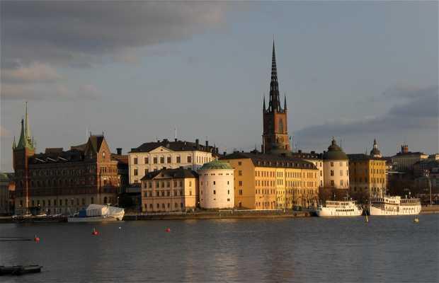 La Vue depuis Stadshuset