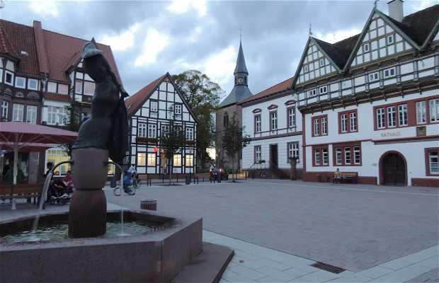 Historiches Rathaus