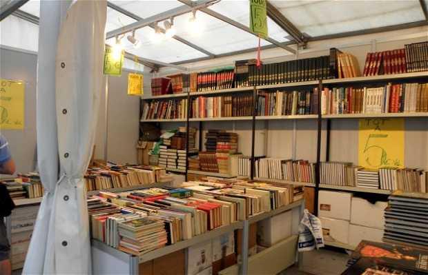 Feria del Libro de Ocasión Antiguo y Moderno