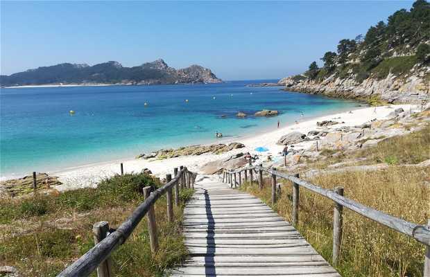 Spiaggia di Nuestra Señora