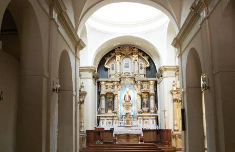 Iglesia de San Fermín de Aldapa