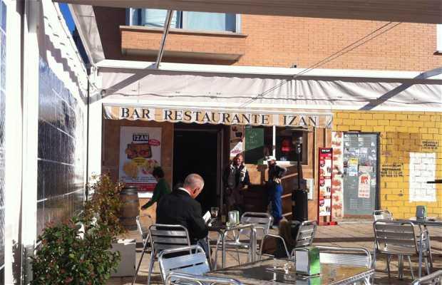 Bar restaurante Izan