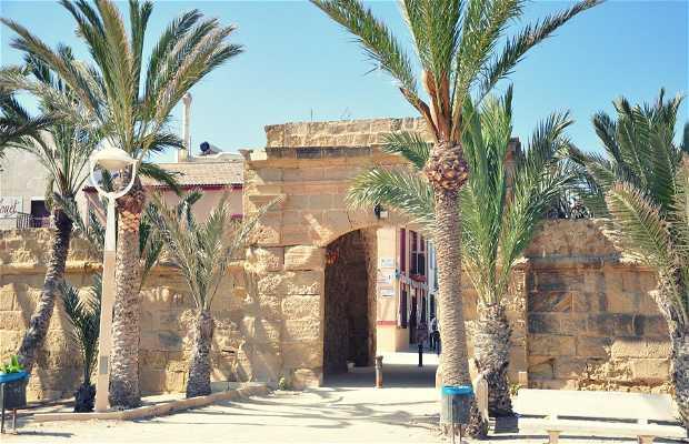 Puerta del Levante